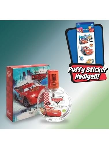 Disney Cars Parfüm EDT 15ml Renkli